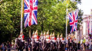 【イギリスの国旗】ユニオンジャックの意味と8つの豆知識