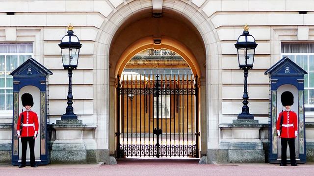 ロンドンの衛兵