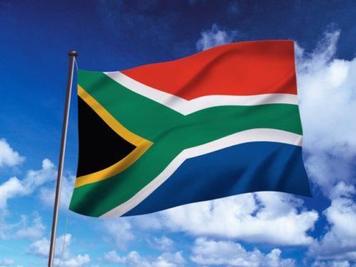南アフリカ 国旗