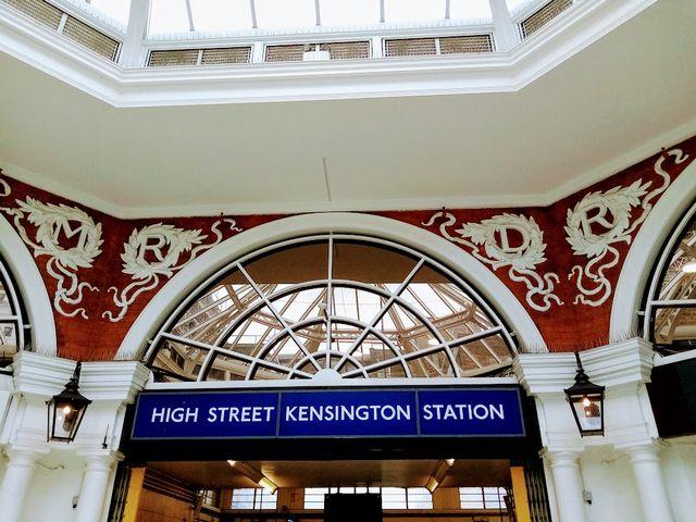 ハイストリートケンジントン駅