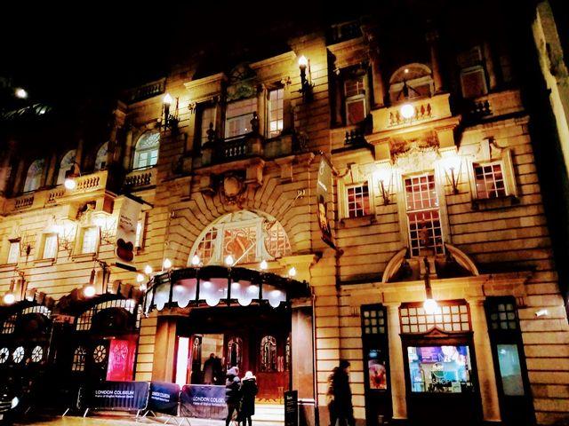 イギリス オペラ