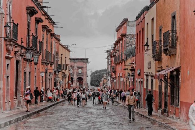 メキシコ 人口