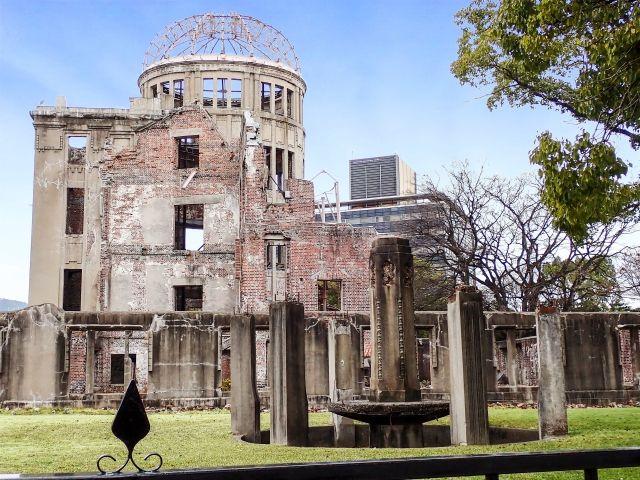 原爆ドーム 終戦