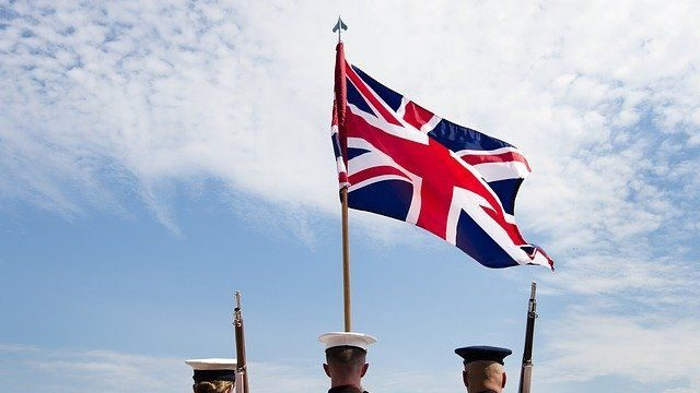 イギリス 国旗 由来