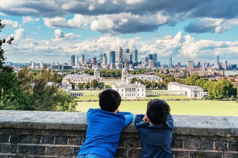 ロンドンのおすすめ観光スポット グリニッジ天文台