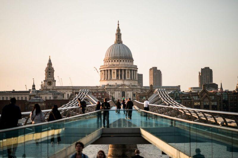 ロンドンのおすすめ観光スポット セント・ポール大聖堂 St Paul's Cathedral