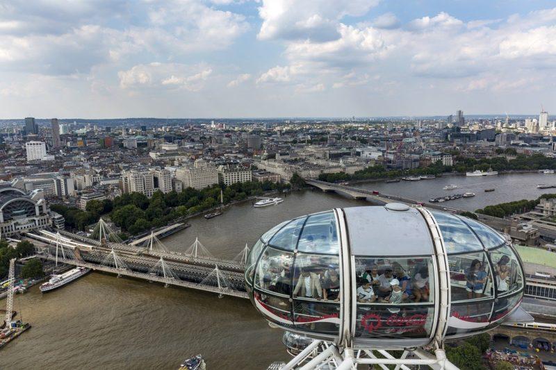 ロンドンのおすすめ観光スポット ロンドン・アイ London Eye