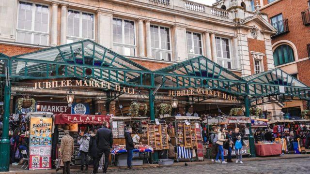 ロンドンで絶対行くべき おすすめのマーケット ランキング10