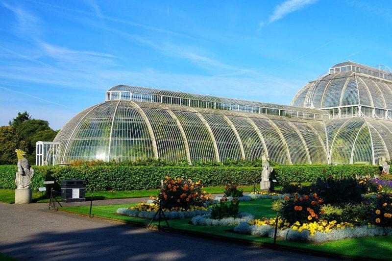 ロンドンのおすすめ観光スポット キュー・ガーデン