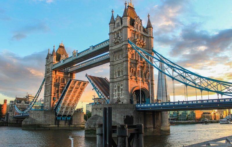ロンドンのおすすめ観光スポット タワー・ブリッジ Tower Bridge