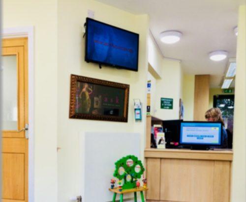 イギリス 歯医者 歯科医院