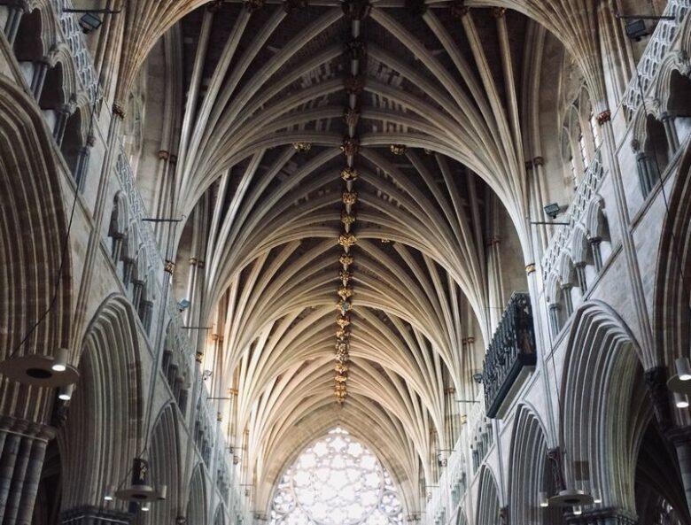 エクセター大聖堂 Exeter Cathedral