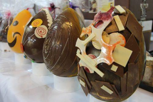 イースターエッグチョコレート イースター グッドフライデー イギリス