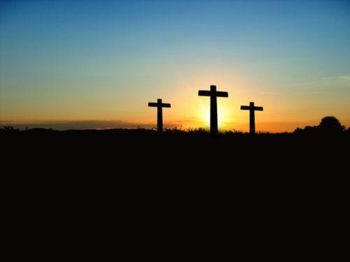 十字架 クロス イエス・キリスト イースター グッドフライデー イギリス
