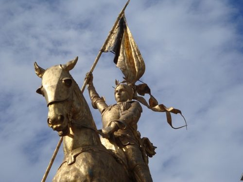 ジャンヌダルク 百年戦争 イギリス フランス