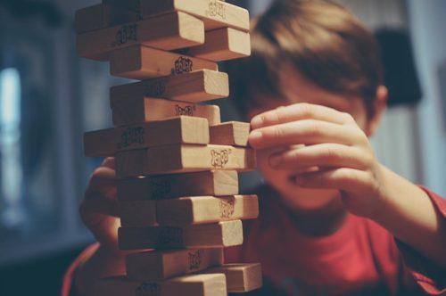 ジェンガ Jenga イギリス 遊び パーティーゲーム