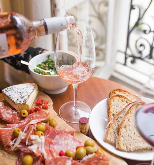 フレンチ料理 フランス イギリス ワイン