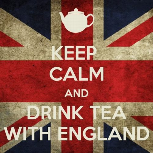 お茶 tea イギリス人