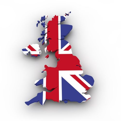 イングランド 地図