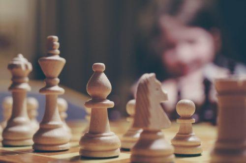 チェス イギリス 子供の遊び Chess