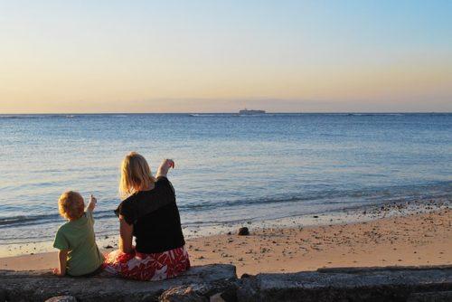 デボン 旅 ビーチ ティンマス
