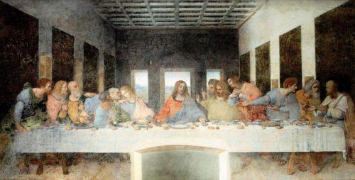 最後の晩餐 イースター 聖木曜日 イギリス イエス・キリスト