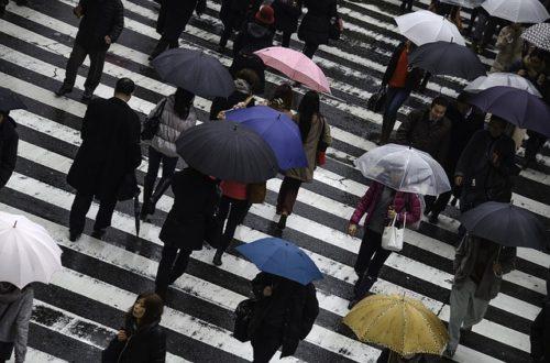 日本の人々