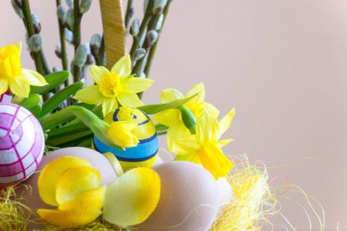 イギリス イースター 黄水仙 グッドフライデー