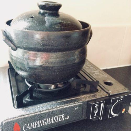 海外 美味しい ご飯 炊飯 土鍋 炊き方 イギリス
