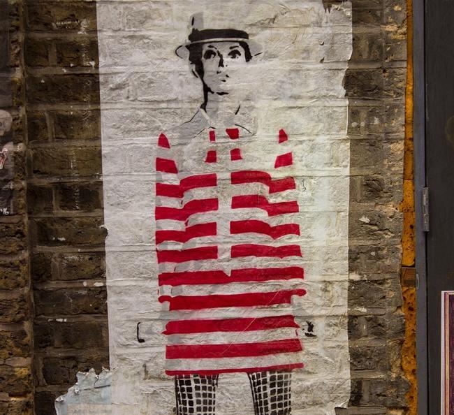 ロンドン ロンドンガール ファッション 特徴 法則