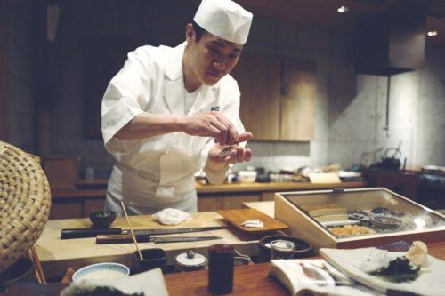 寿司職人 日本食レストラン イギリス 海外 仕事