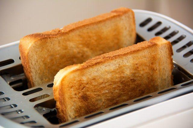 トースト パン 朝食