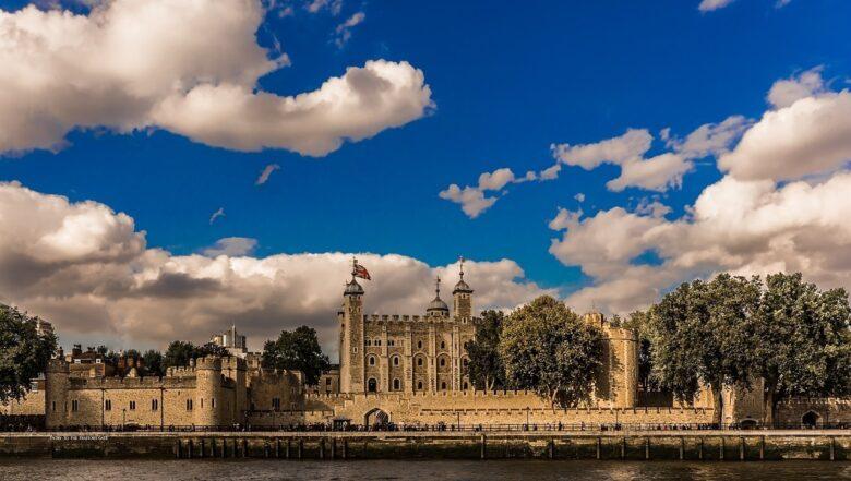 ロンドン塔 イギリス 観光 ホワイトタワー